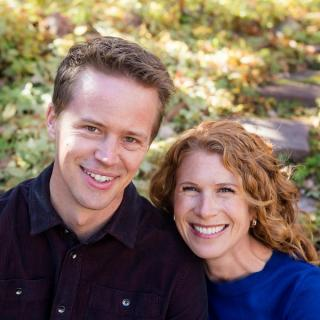 Nate Klemp, Ph.D., and Kaley Klemp