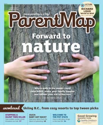 ParentMap, January 2014 Issue
