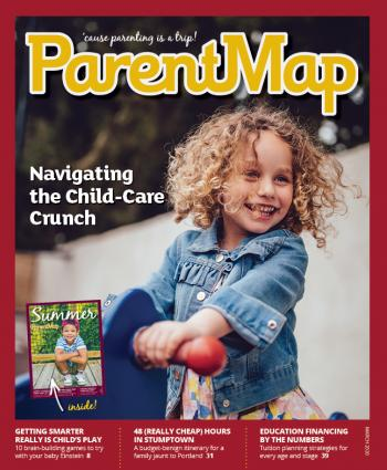 March 2020 issue of ParentMap magazine