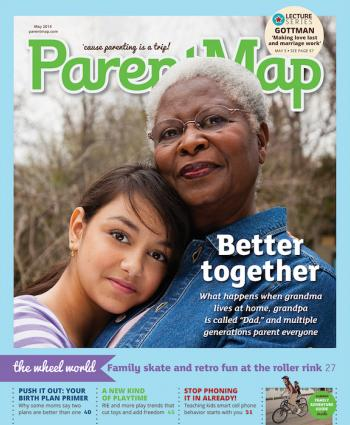 ParentMap, May 2014 Issue
