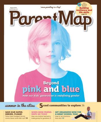 ParentMap, August 2014 Issue