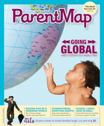 ParentMap, September 2016 Issue