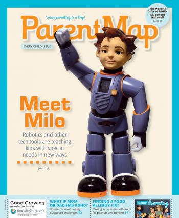 ParentMap, October 2016 Issue
