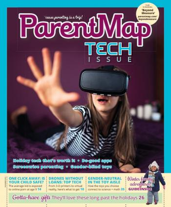 ParentMap, November 2016 Issue