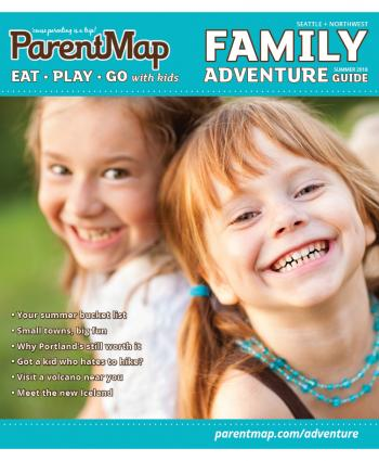 Family Adventure Guide Summer 2018