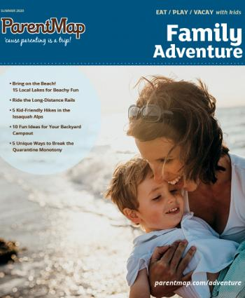 Cover image of the 2020 ParentMap Summer Family Adventure Guide