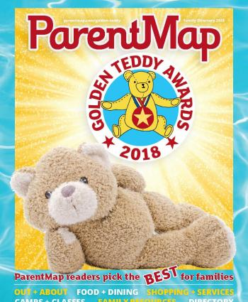 Golden Teddy 2018 cover