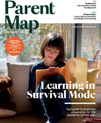 Cover of Learning 2020 issue