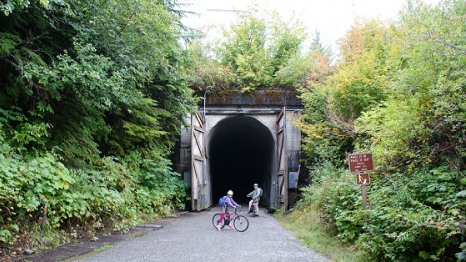 Entrance to the Snoqualmie Tunnel
