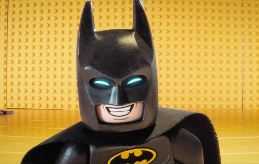 'Lego Batman' movie promotional photo of Batman