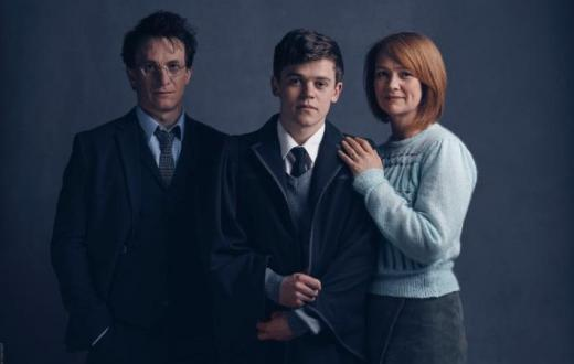 'Harry Potter and the Cursed Child' still