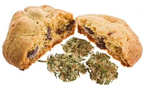 marijuana cookie