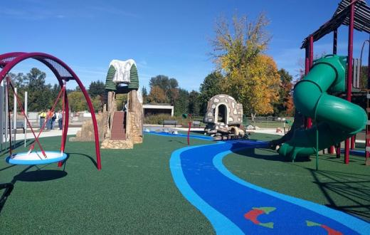 Lake Sammamish Playground