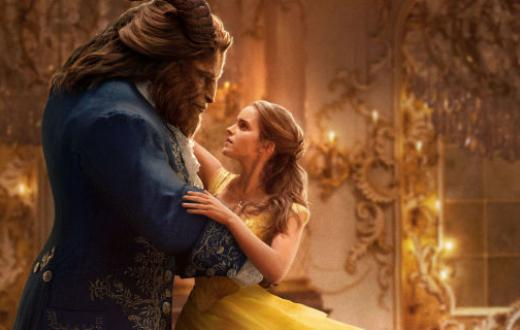 'Beauty and the Beast' promotional poster