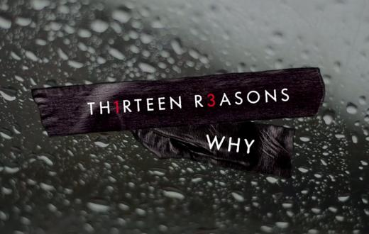 '13 Reasons Why' promo image