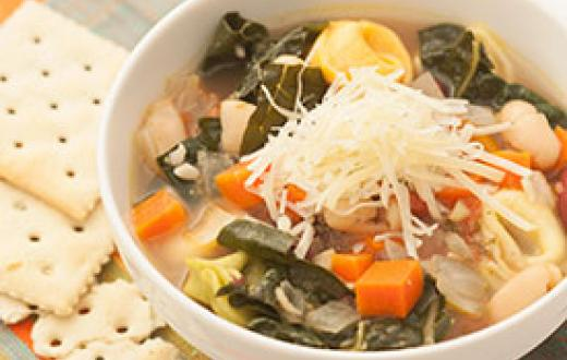Easy Weeknight Minestrone
