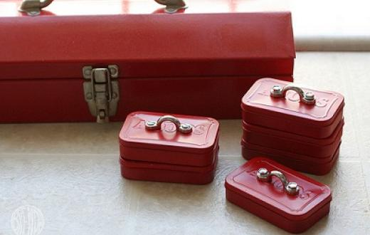 Mini Toolboxes