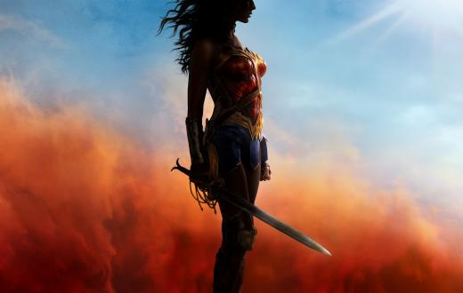 """Wonder Woman"" movie photo"