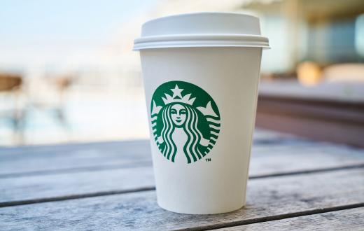 Starbucks-paper-cup
