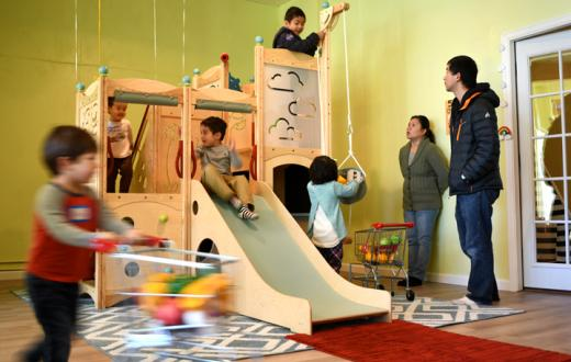 HECA play space