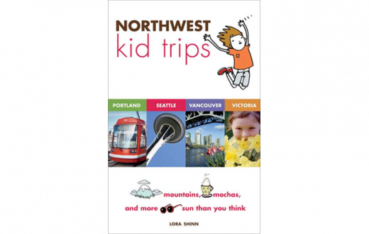 Northwest Kid Trips Book
