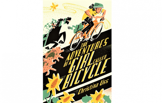 Cover of 'The Adventures of a Girl Called Bicycle' by Christina Uss