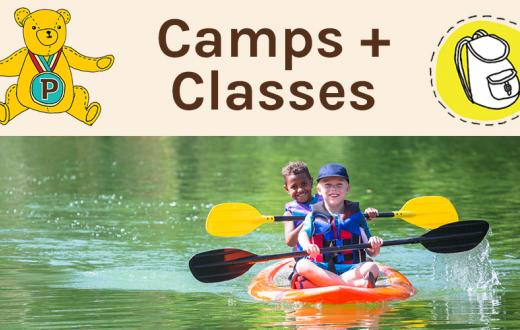 Camps + Classes