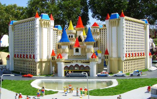 Miniland Legoland California top tips for families