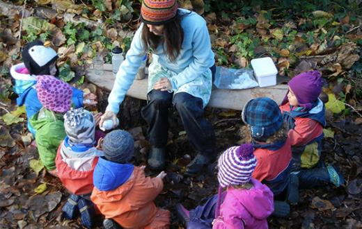 Outdoor preschool