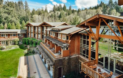 Alderbrook Resort for families