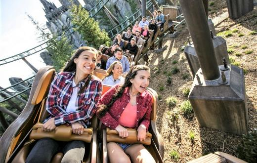 Harry Potter fun at Universal Studios Hollywood top tips for your family trip
