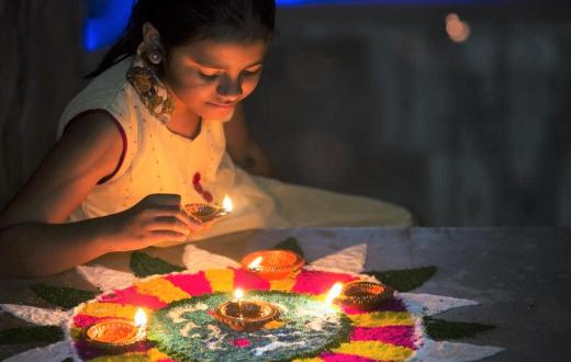 Diwali around Seattle and the Eastside family events