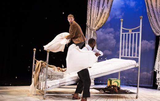 'The Velveteen Rabbit' at Seattle Children's Theatre