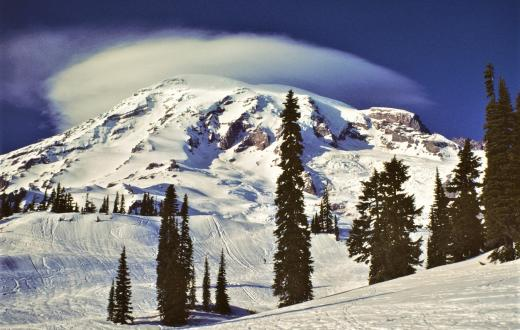Mount Rainier National Park closed due to government shutdown, affecting local recreation programs popular with families
