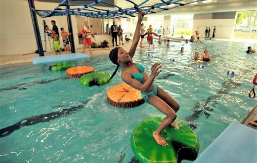 People's Pool in Tacoma among best indoor pools for Puget Sound and Seattle area kids and families