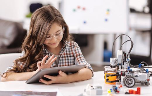 girl robotics tech