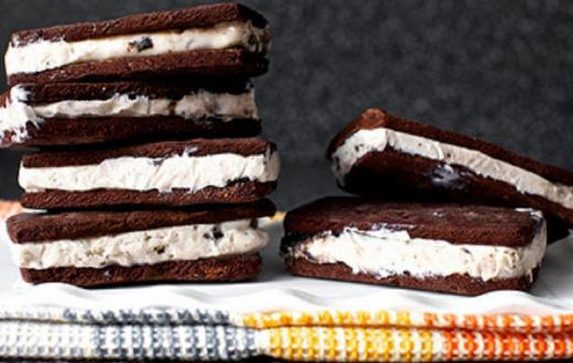 Ice cream sammies