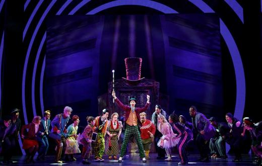Charlie-Chocolate-Factory-Willy-Wonka-Seattle-Paramount-Theatre-review-kids-families