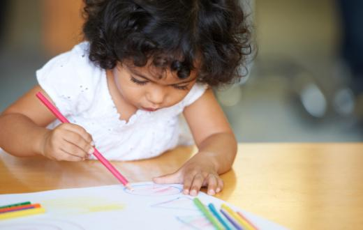 preschool-kid- coloring