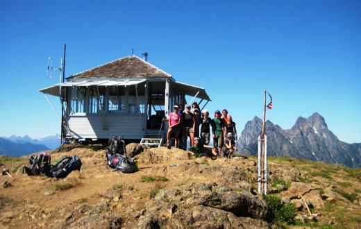 North Cascades Institute-Youth Leadership Adventures
