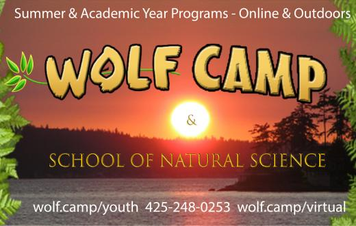 Wolf Camp & School of Natural Science