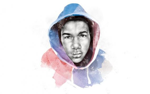 Trayvon Martin book cover