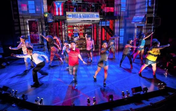 In the Heights by Lin-Manuel Miranda at Seattle Rep
