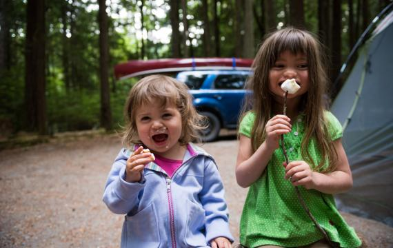Best-no-reservation-first-come-first-serve-campgrounds-for-families-washington