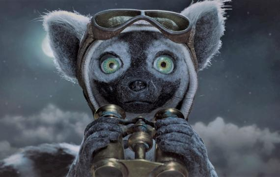 Lemur-with-binoculars-animated-film-short-two-balloons-destiny-city-film-festival-tacoma-kids-families