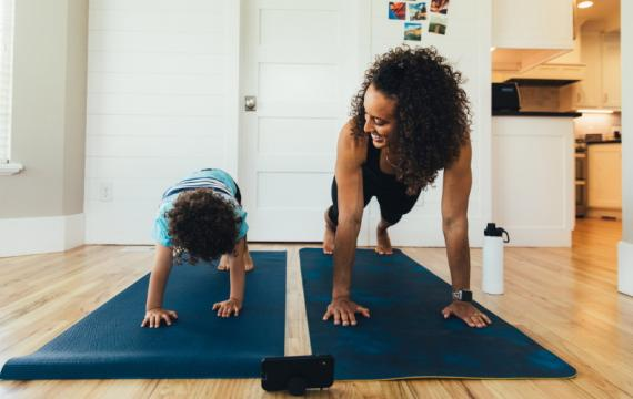 mom-and-kid-doing-workout