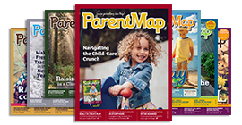 ParentMap Magazine Home Delivery