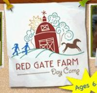 Red Gate Farm Day Camp & Riding Lesson Program